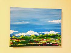 Landscape for my sister.