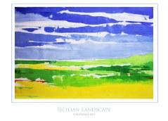 Sicilian Landscape